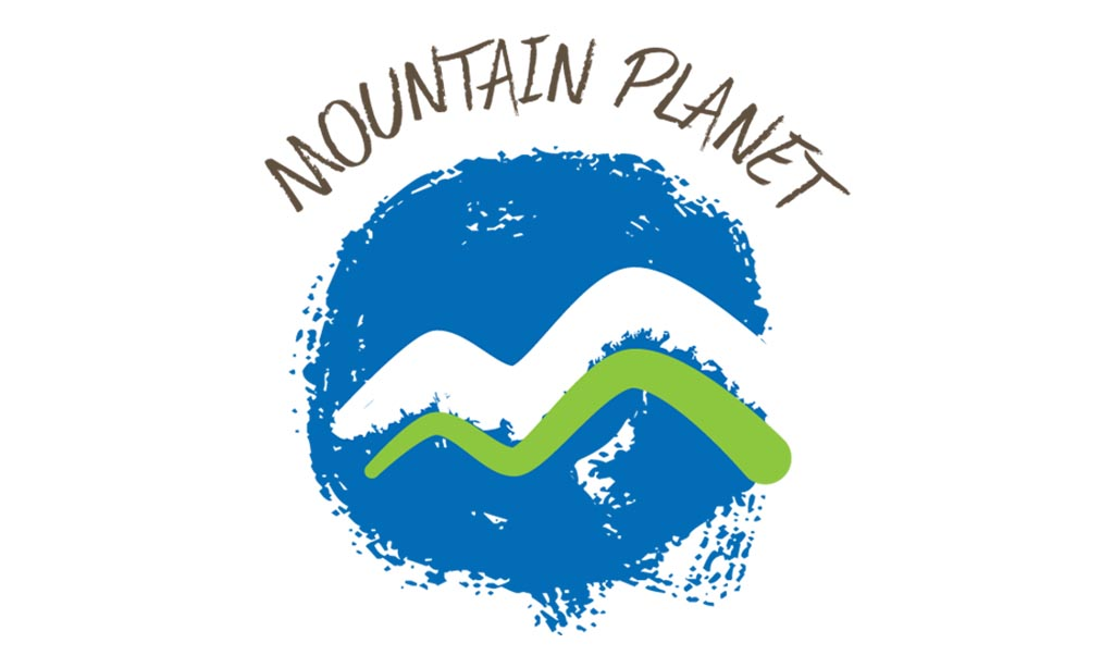 Logo du salon mountain planet à grenoble