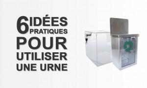 Comment utiliser une urne en métal ou plastique