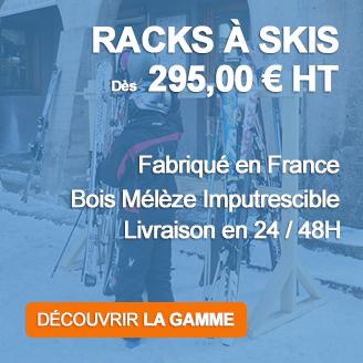Achat de rack à ski sur la boutique de Loisirs Equipements