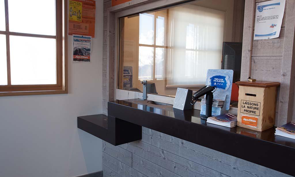 banque d'accueil pour accueil handicape