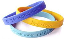 bracelet événementiel en silicone pas cher et esthétique