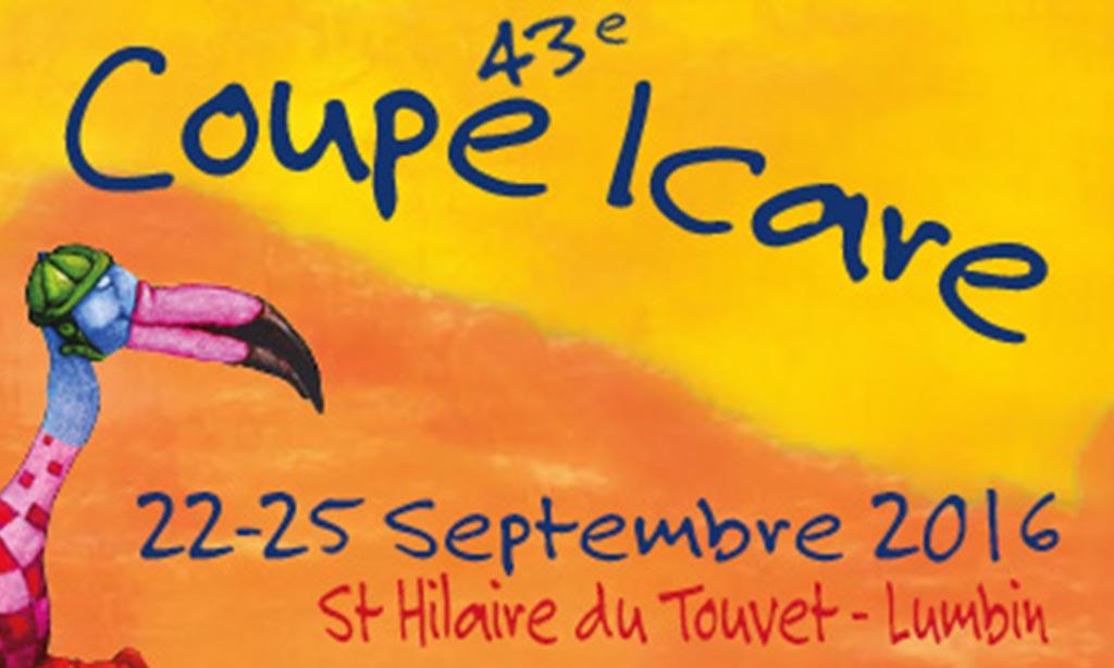 Coupe icare à Saint Hilaire du Touvet - Bracelet événémentiel