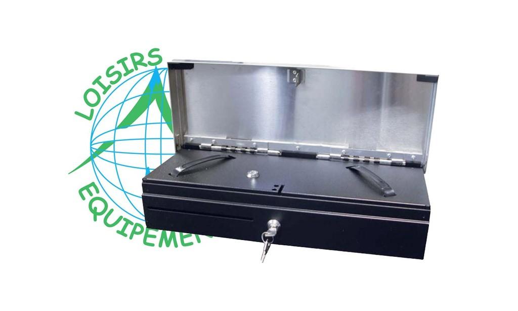 Tiroir-caisse FT460 Standard : Le moins Cher de notre Gamme !