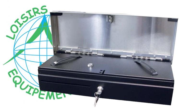 Tiroir-caisse FT460 Standard : Le tiroir-caisse le plus compact de notre gamme !