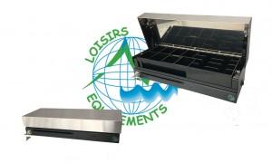 Le tiroir-caisse FT460 Optimisé est disponible dans la boutique en ligne de Loisirs Équipements !
