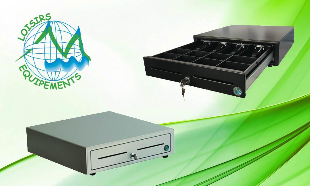 Le tiroir-caisse T415 Standard est le moin cher de notre gamme !