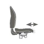 Le mécanisme de translation d'assise permet d'éviter la mauvaise circulation sanguine dans les jambes !
