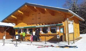 Début de saison d'hiver : La station de Lans en Vercors vous accueil avec ses nouveaux guichets!