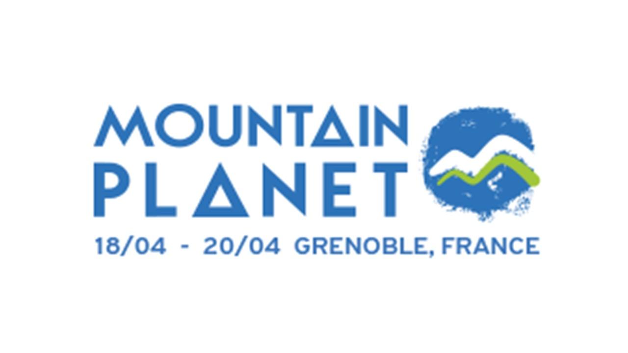 Retrouvez nous au salon du Mountain Planet 2018, Grenoble - Alpexpo !